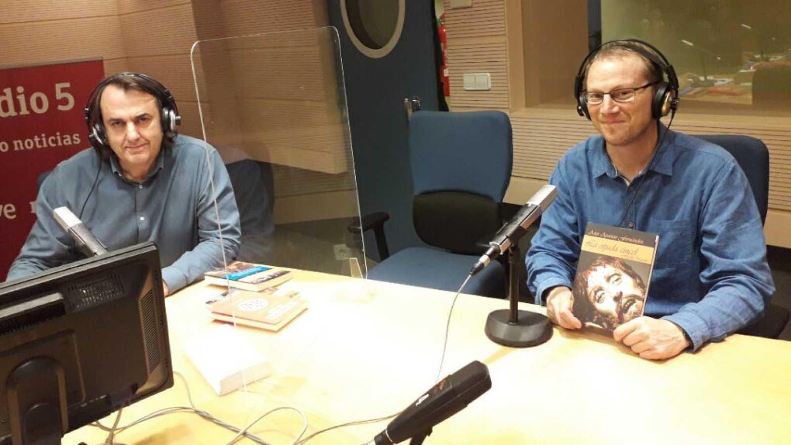 Sexto continente - Literatura desde Castilla para el mundo; la escritura en español se da cita en Valladolid - 03/10/20 - Escuchar ahora