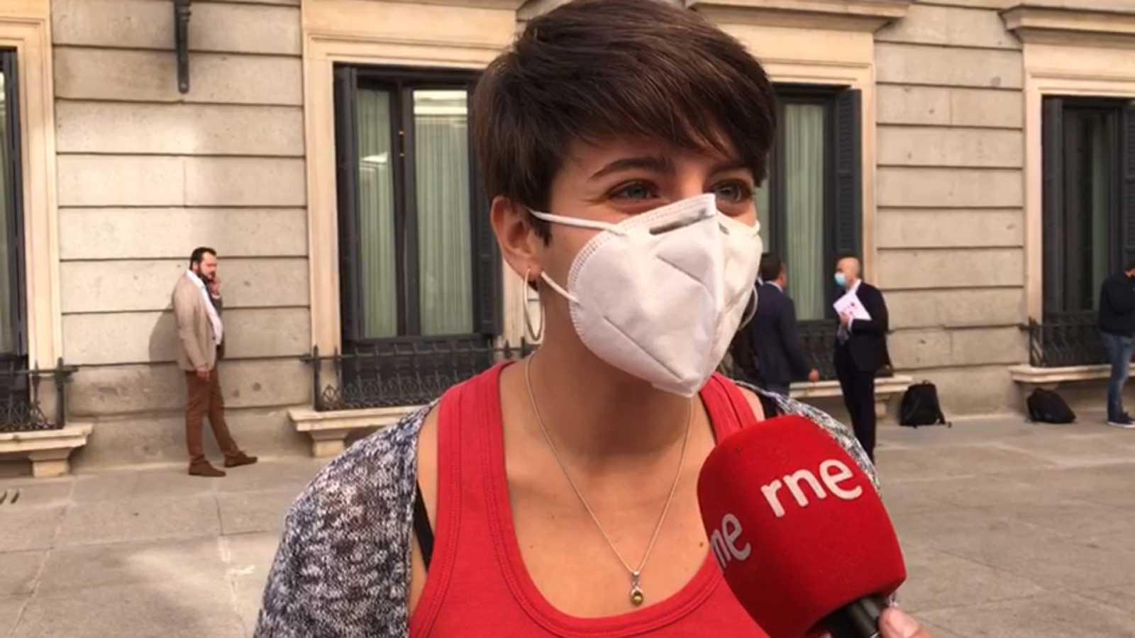 Parlamento - Radio 5 - El Rincón: Marta Rosique - Escuchar ahora