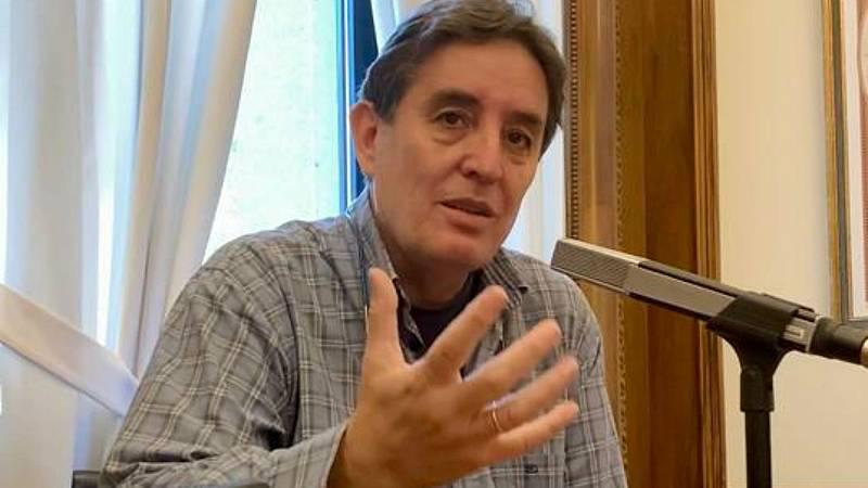 La ventana del Cervantes - Luis García Montero y el centenario de Benedetti - 03/10/20 - Escuchar ahora
