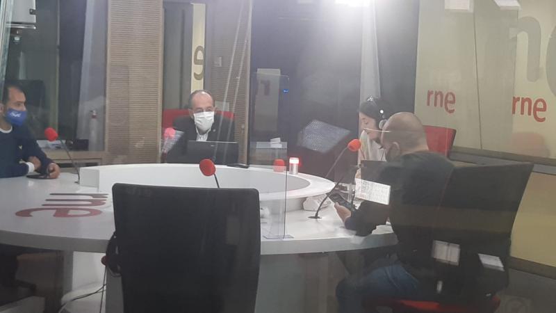 Informativo de Madrid - Fútbol modesto y coronavirus - Escuchar ahora