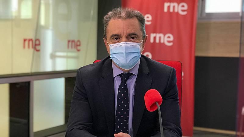 14 horas - Delegado del Gobierno en Madrid: ¿Se va multar desde mañana, pero con la flexibilidad adecuada¿ - Escuchar ahora