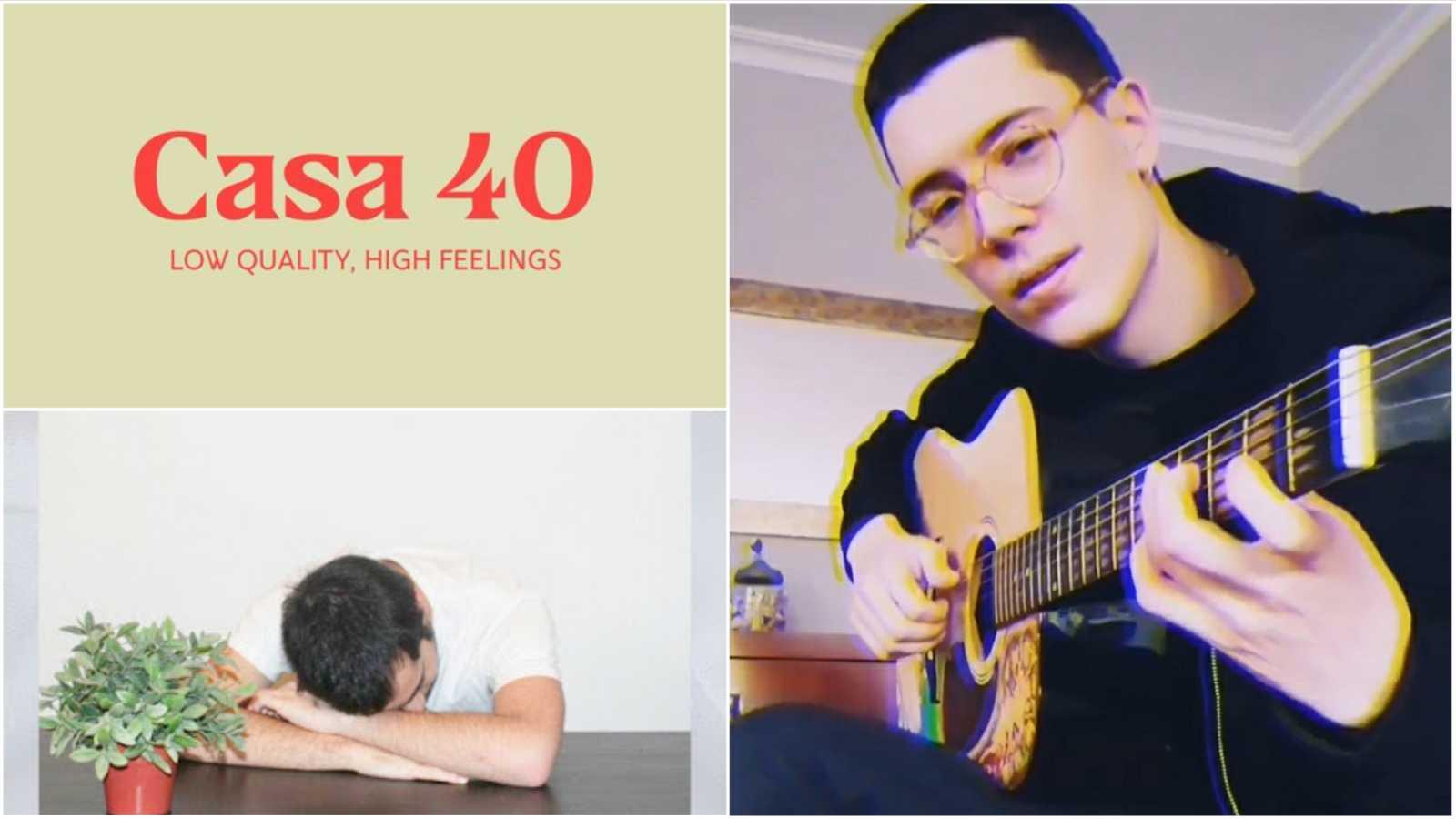 Capitán Demo - Casa40, canciones para un confinamiento - 05/10/20 - Escuchar ahora