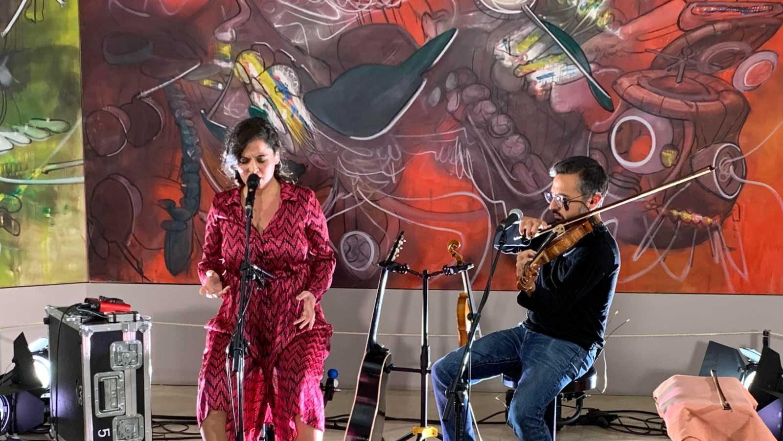 Especiales Radio 3 - Silvia Pérez Cruz en el Museo Thyssen - 02/10/20 - escuchar ahora