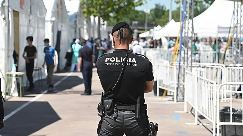 24 horas - 700 agentes se incorporan a las labores de vigilancia en Madrid - Escuchar ahora