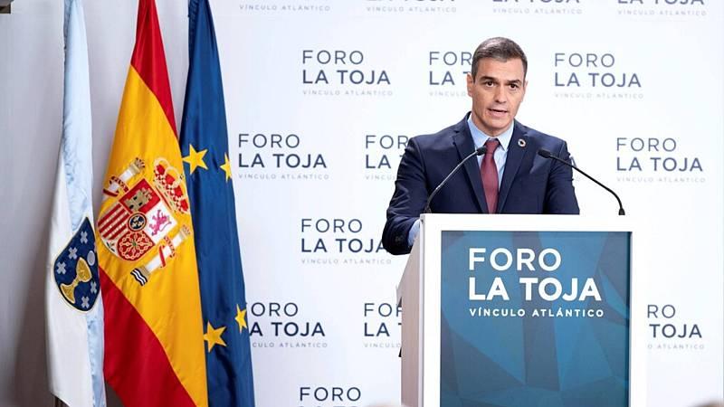 Informativos fin de semana - 20 horas fin de semana - Sánchez aprobará un Real Decreto para eliminar barreras y agilizar la gestión de los fondos europeos - Escuchar ahora