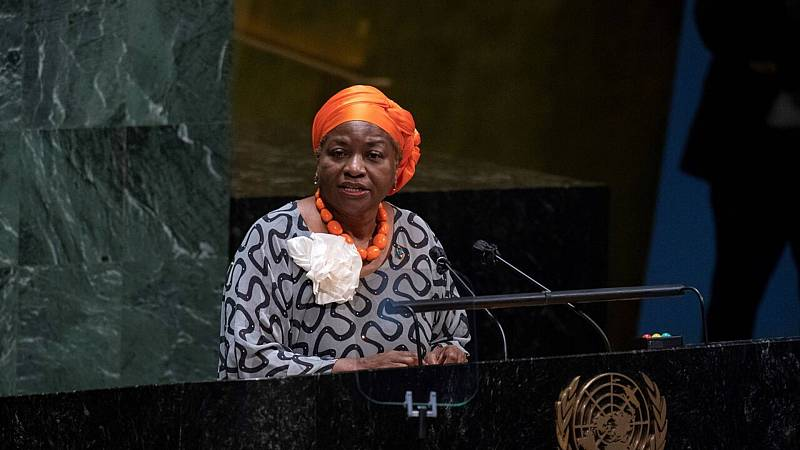 Informativos fin de semana - 20 horas - El principal foro de la ONU evidencia la falta de mujeres en la primera línea política - Escuchar ahora