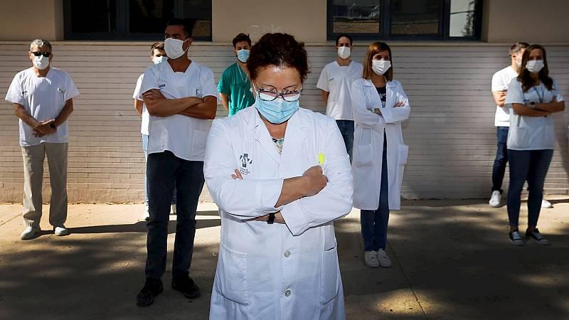 Informativos fin de semana - 20 horas -  Convocada huelga de 4 días de los médicos de atención primaria en Cataluña - Escuchar ahora