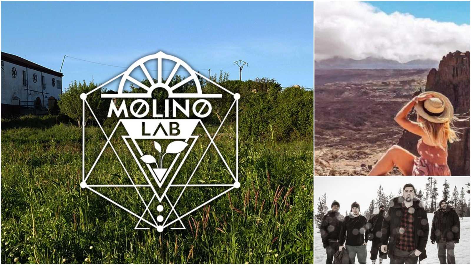 Equilibristas - Viajar en tiempos de pandemia y MolinoLab - 04/10/20 - escuchar ahora