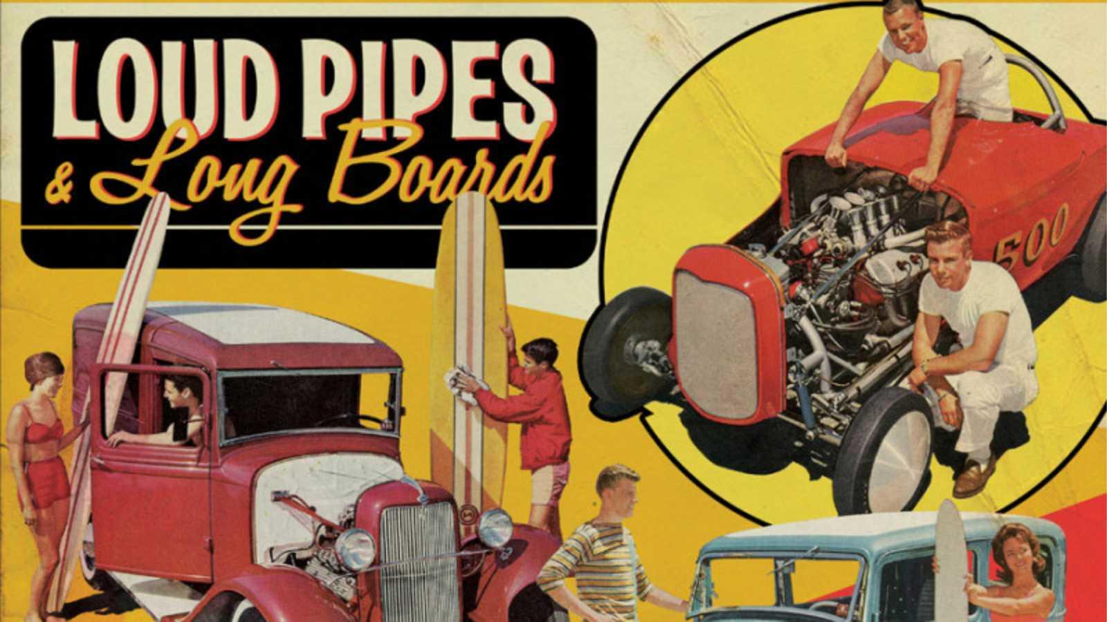 El Sótano - Loud Pipes y Long Boards - 05/10/20 - escuchar ahora
