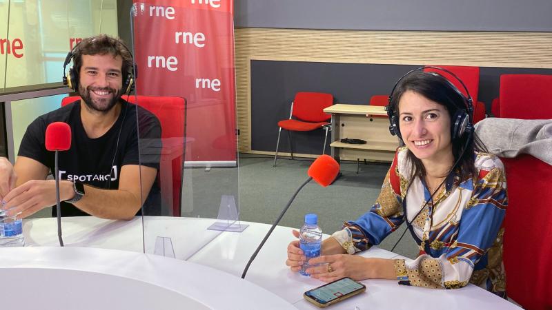 """Las mañanas de RNE con Íñigo Alfonso - Comienza un South Summit reinventado con formato televisivo: """"La pandemia nos ha enseñado que hay muchas formas de hacer las cosas bien"""" - Escuchar ahora"""
