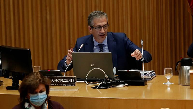 14 horas - El Banco de España insiste en que la recuperación es frágil y pide a los políticos acuerdos amplios para gastar bien los fondos europeos - Escuchar ahora
