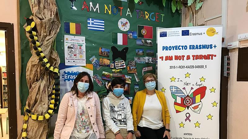 """Más cerca - """"I'm not a target"""": un proyecto escolar contra el acoso - Escuchar ahora"""