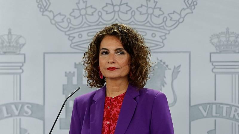14 horas - El Consejo de Ministros aprueba un techo de gasto récord de 196.000 millones de euros - Escuchar ahora