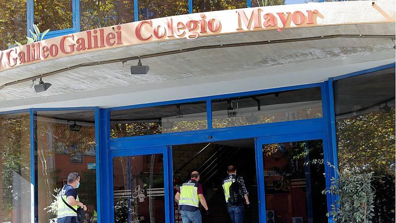 14 horas - La policía investiga la fiesta en el colegio mayor de Valencia que obligó a cerrar la Universidad - Escuchar ahora