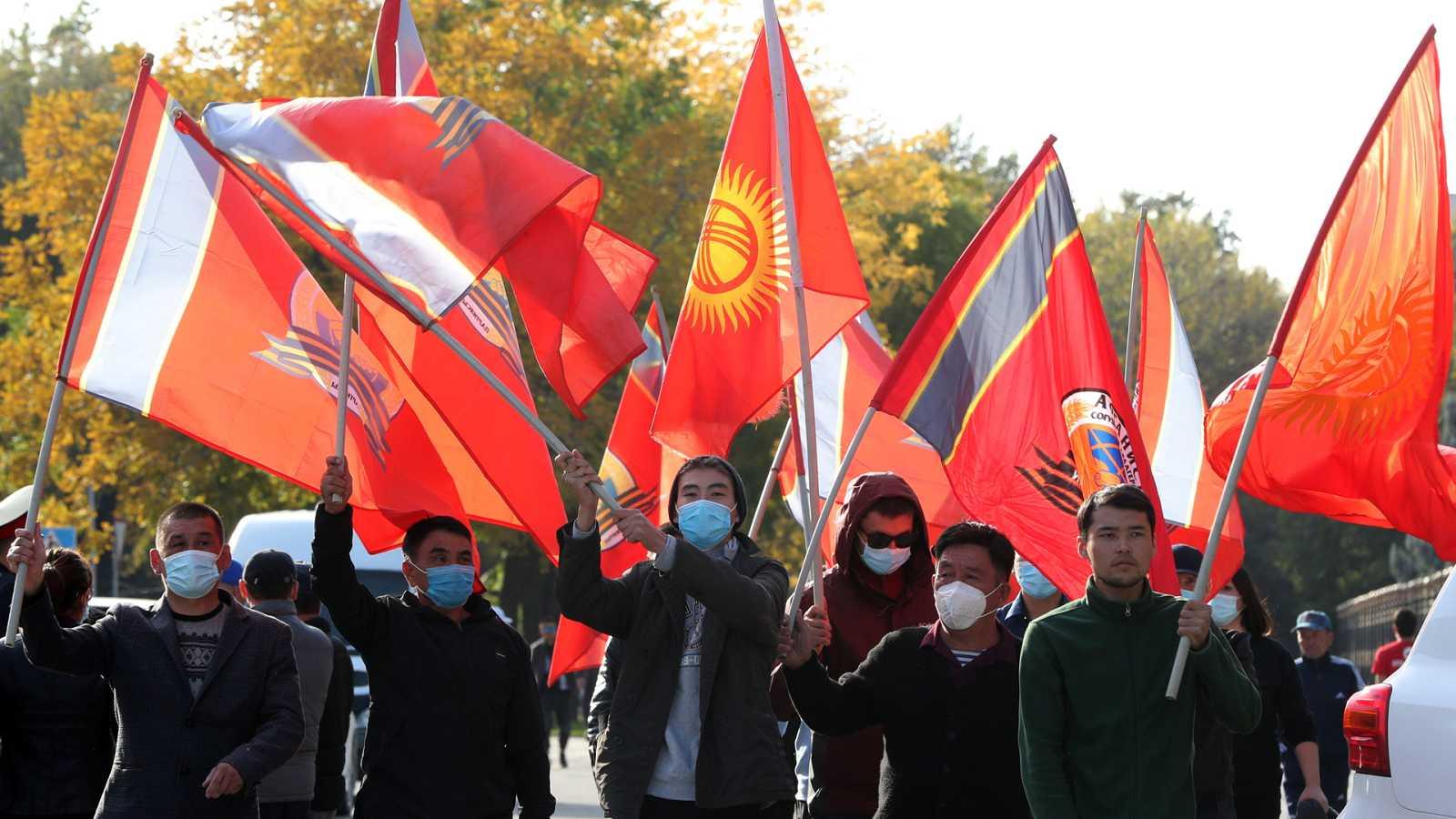 Asia hoy - Kirguistán: las protestas logran la anulación de las elecciones - 06/10/20 - escuchar ahora