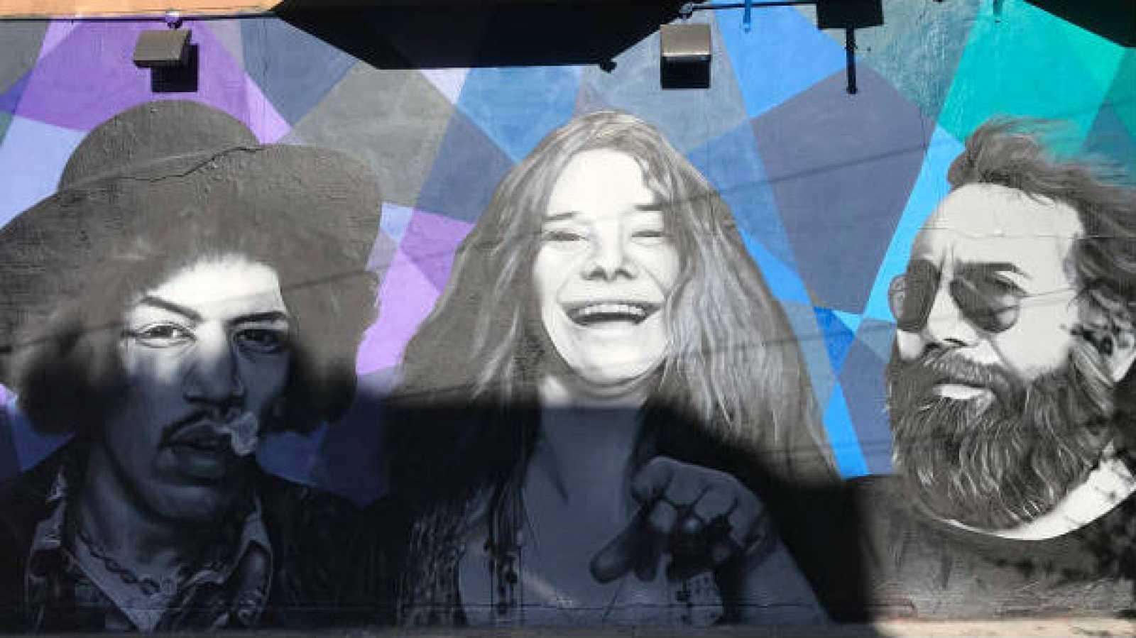 Saltamontes - 1.970: Janis Joplin y Jimi Hendrix - 06/10/20 - escuchar ahora