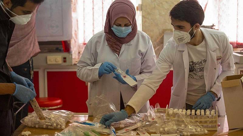 Cinco continentes - Sobrevivir a la pandemia en Irak - Escuchar ahora