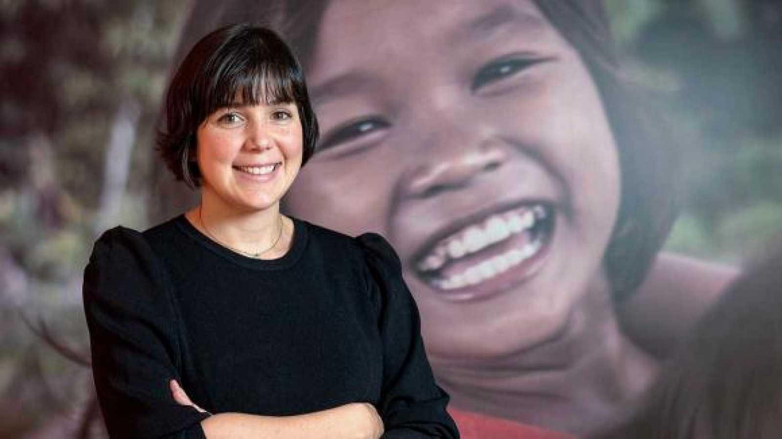 La entrevista de Radio 5 - Catalina Perazzo 'Save the children' - 07/10/20 - Escuchar ahora