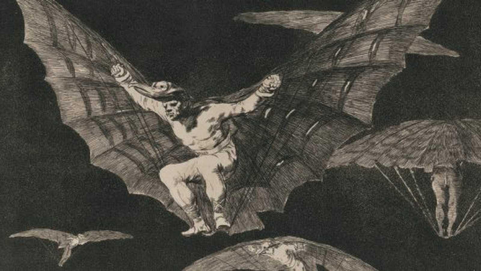 Punto de enlace - La mirada de Goya sobre la mujer, la guerra y rostro - Escuchar ahora