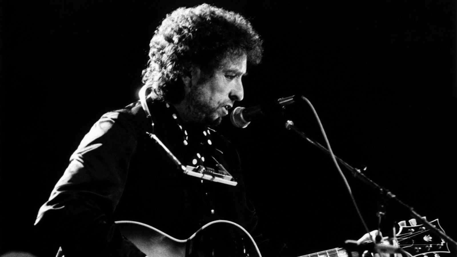 """Jesús Albarrán, """"A Boy walking"""". Bob Dylan y el folk - Escuchar ahora"""