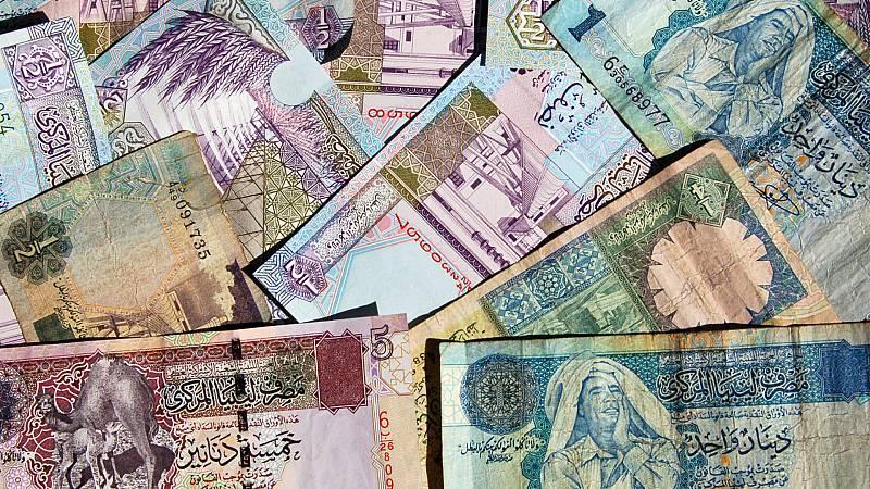 24 horas - El dinero de Gadafi en Francia: sucio y con moho - Escuchar ahora