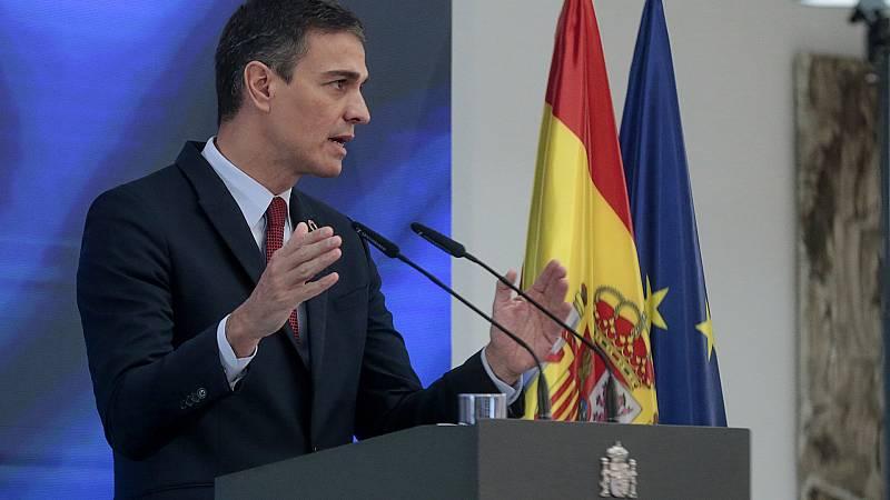 24 horas - Sánchez convoca un Consejo de Ministros extraordinario para primera hora del viernes - Escuchar ahora