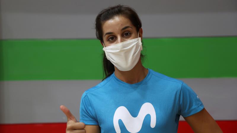 """Radiogaceta de los deportes - Carolina Marín: """"La gente habla de bádminton gracias a los títulos que he conseguido"""" - Escuchar ahora"""