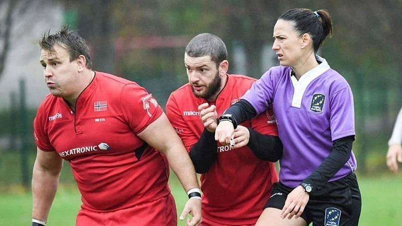Alhambra Nievas, fiel a los valores del rugby - Escuchar ahora