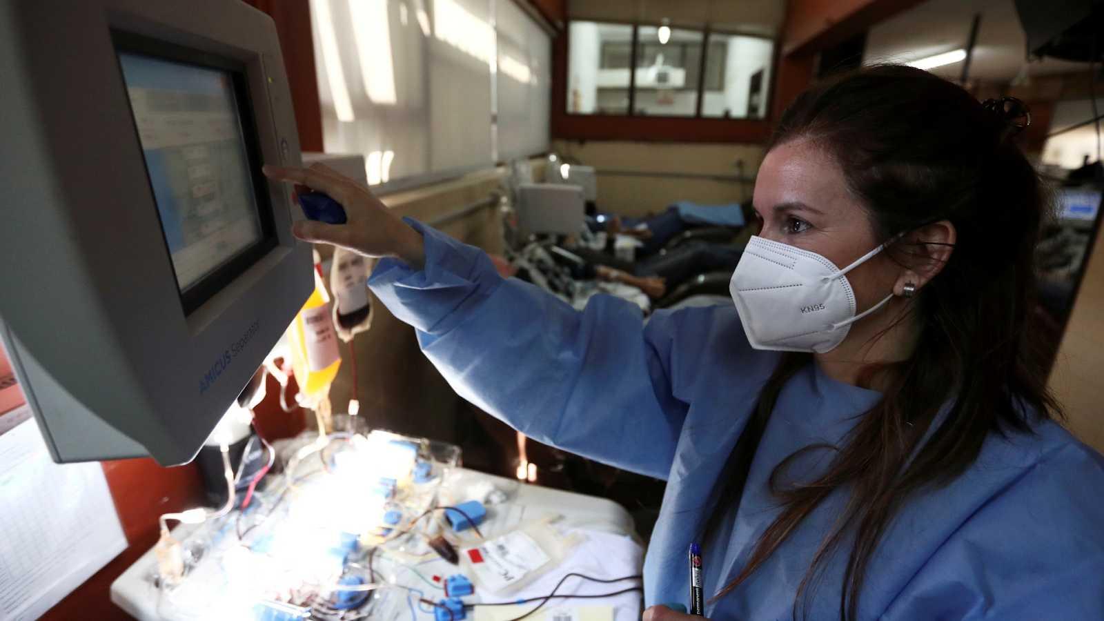 Reportajes 5 Continentes - Ciudadanos del mundo frente a la pandemia - Escuchar ahora