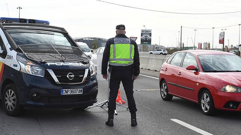 14 horas - Interior despliega 7.000 agentes de Policía y Guardia Civil para garantizar el cierre - Escuchar ahora