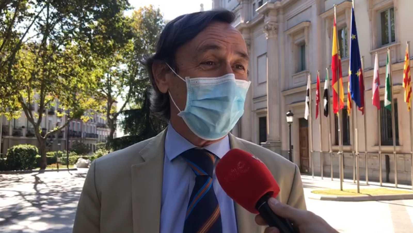 Parlamento - Radio 5 - El Rincón: Rafael Hernando - Escuchar ahora