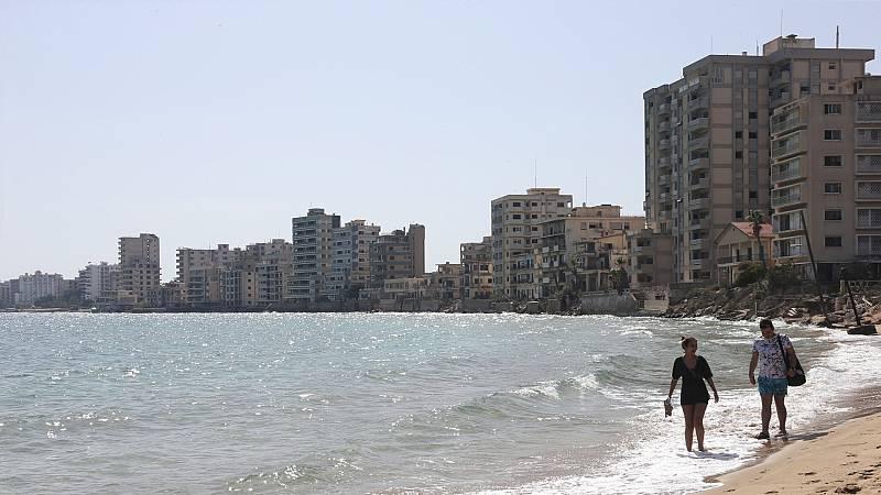 Cinco continentes - Varosha: nuevo frente entre Chipre y Turquía - Escuchar ahora