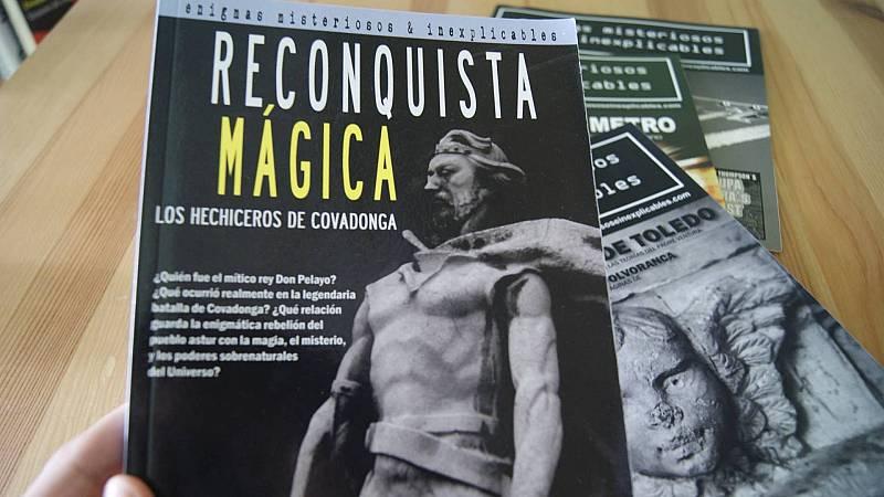 Espacio en blanco - La reconquista mágica - 11/10/20 - escuchar ahora
