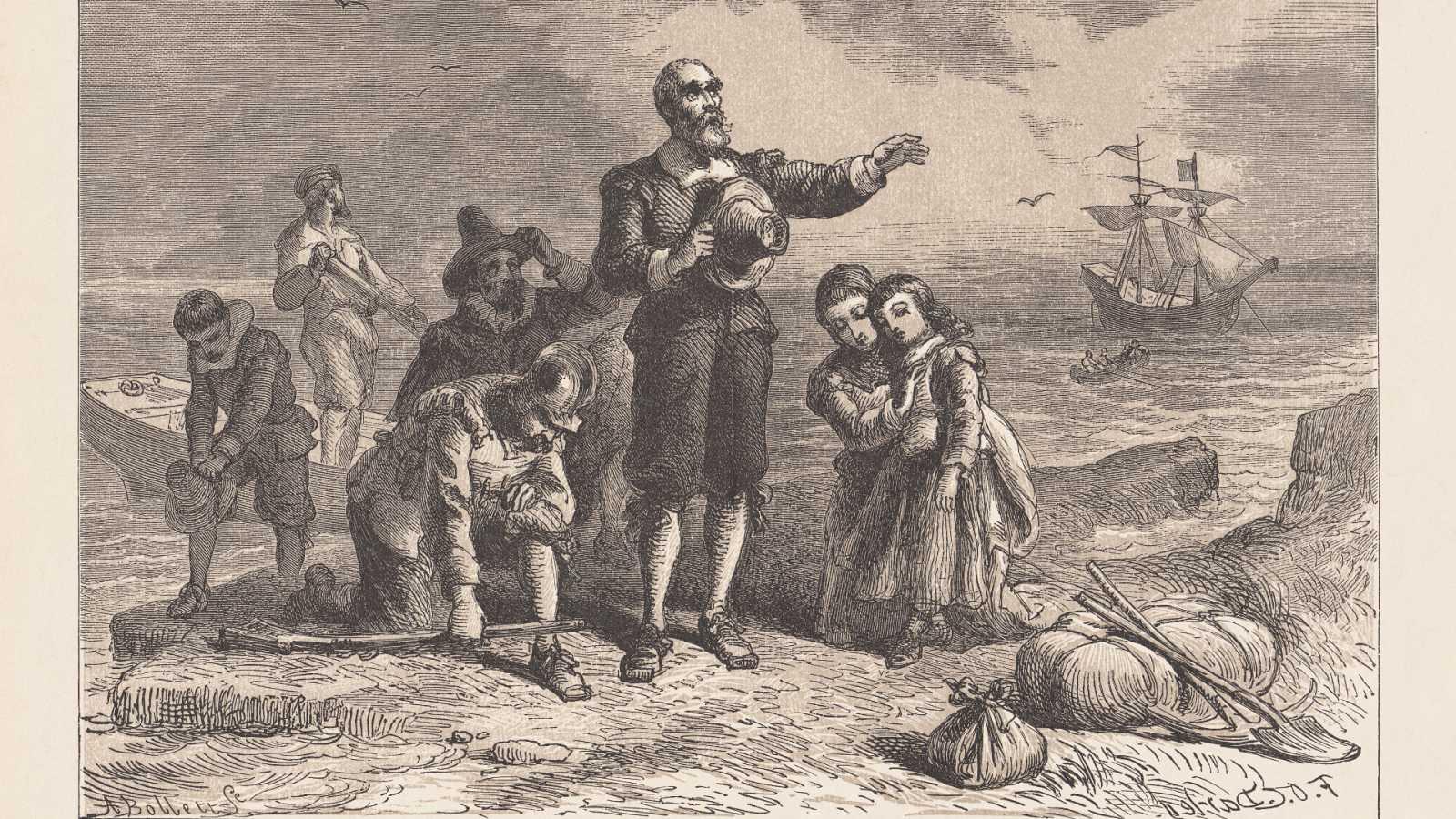 Cinco continentes - Mayflower: el inicio de 400 años de historia de EEUU - Escuchar ahora