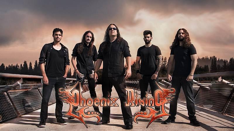 El Vuelo del Fénix - Estreno Phoenix Rising - 12/10/20 - escuchar ahora