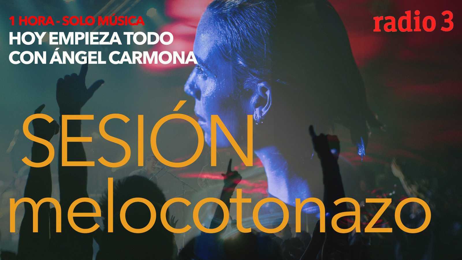 "Hoy empieza todo con Ángel Carmona -  #SesiónMelocotonazo"": Paul Simon, Lykke Li, Vetusta Morla...- 13/10/20 - escuchar ahora"