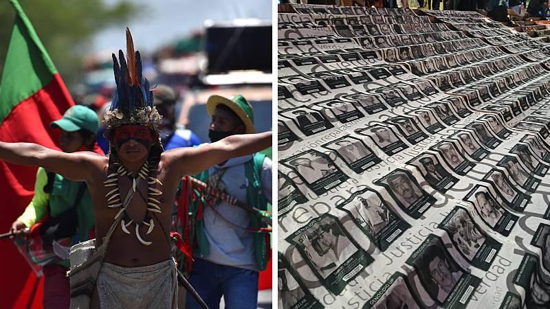 Cinco continentes - Colombia: ¿Por qué nos quieren matar?