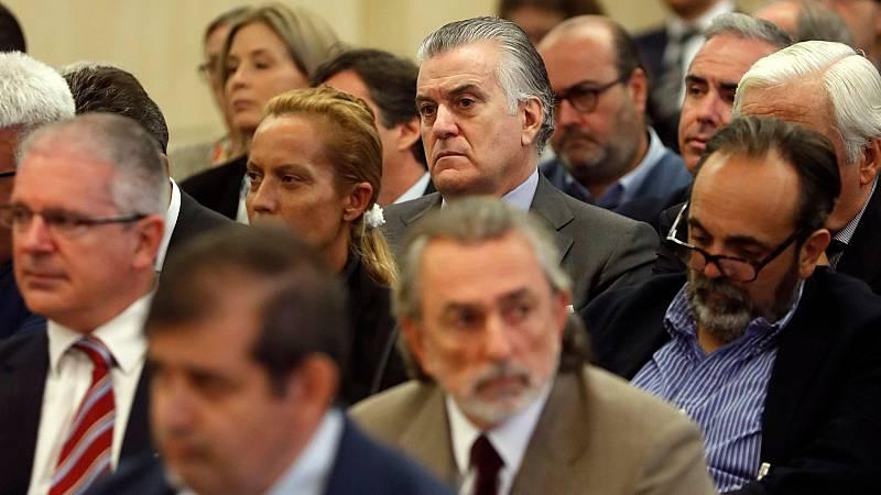 14 horas - El Supremo confirma la condena al PP por beneficiarse de la trama Gürtel pero ve excesivas menciones a la 'caja B' - Escuchar ahora