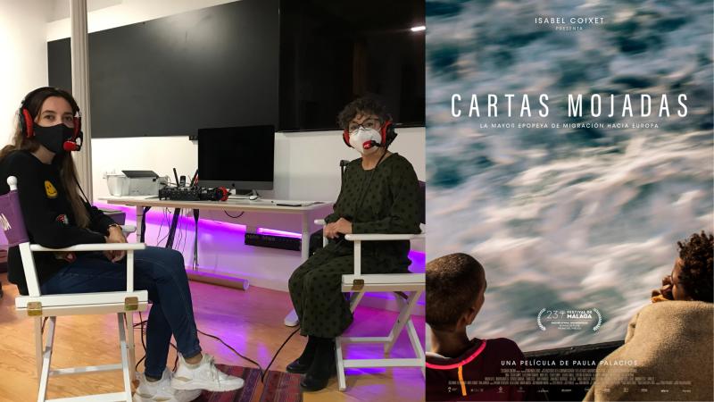 Más cerca - 'Cartas mojadas': cine para remover conciencias - Escuchar ahora