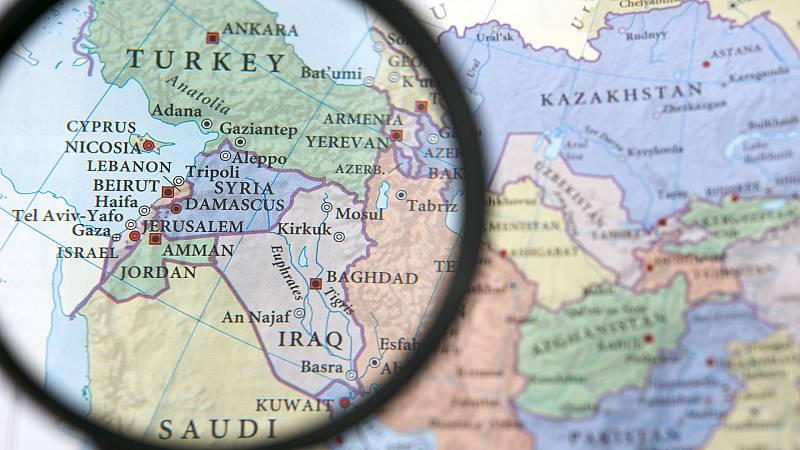 """Cinco continentes - """"Un primer paso en un camino de miles de kilómetros"""" - Escuchar ahora"""