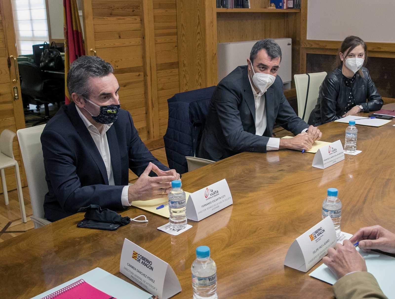 """Javier Guillén: """"Estoy deseando que empiece ya la Vuelta""""  - Escuchar ahora"""