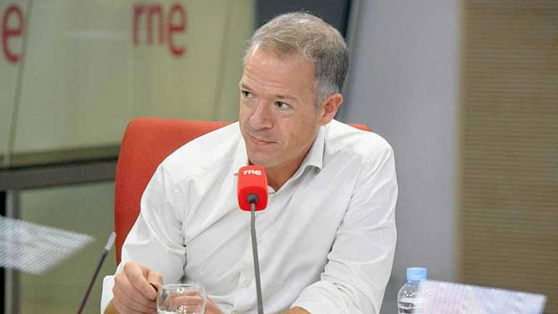 """24 horas - Ander Gil (PSOE): """"El PP ha perdido el norte y las formas"""" - Escuchar ahora"""