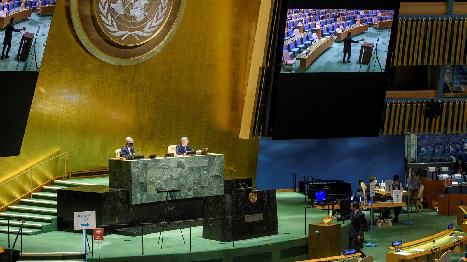 Asia hoy - China entra en el Consejo de Derechos Humanos de la ONU - 14/10/20 - escuchar ahora