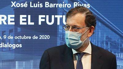 Boletines RNE - Rajoy dice que la sentencia de la Gürtel no condena a su gobierno - Escuchar ahora
