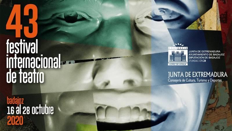 En escena - 43 Festival de Teatro de Badajoz - 15/10/20 - Escuchar ahora