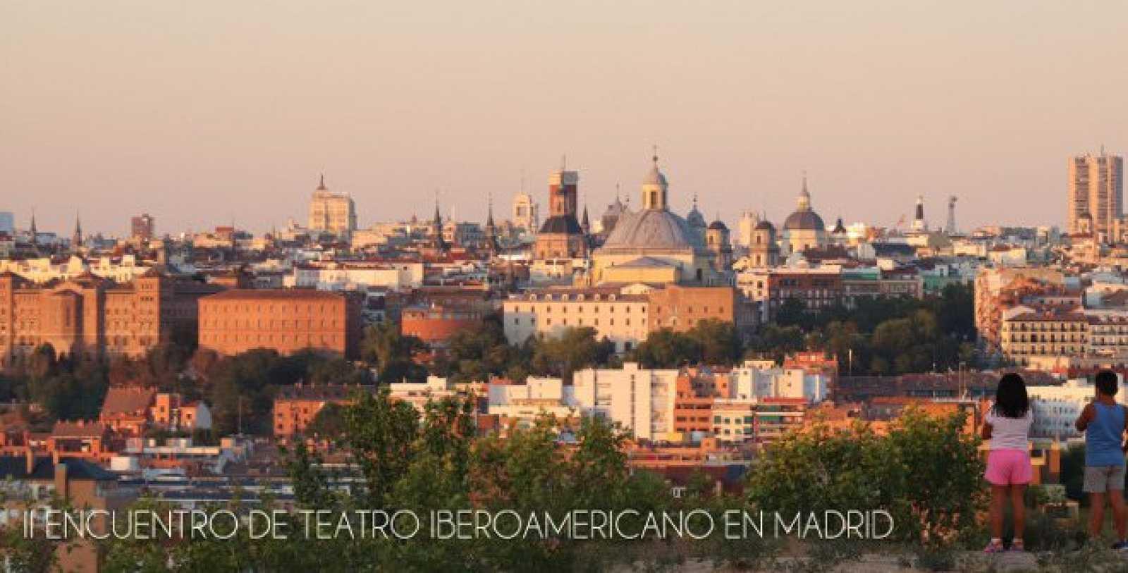Hora América en Radio 5 - II Encuentro de Teatro Iberoamericano en Madrid. Circular 2020 - 15/10/20 - Escuchar ahora