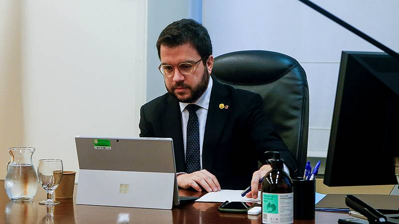 Las Mañanas de RNE con Íñigo Alfonso - Cataluña, un año después de la sentencia del 'procés' -  Escuchar ahora