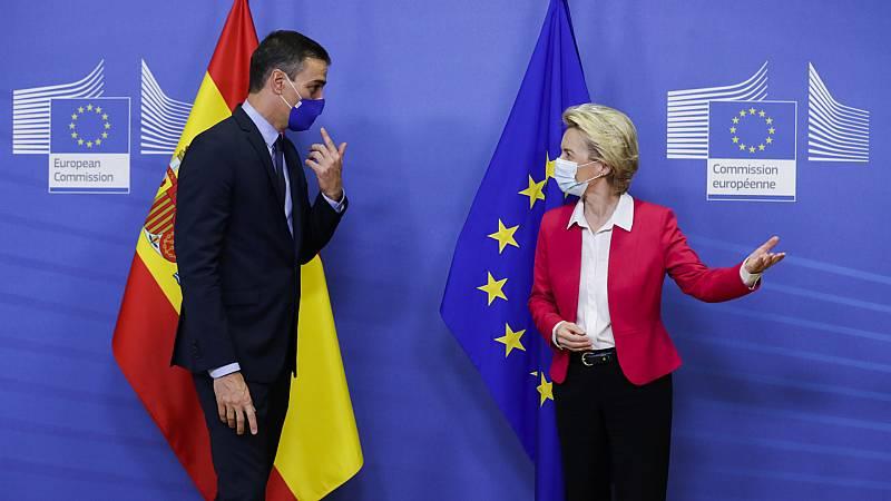 14 horas - Bruselas advierte a España de que vigilará la reforma del CGPJ - Escuchar ahora