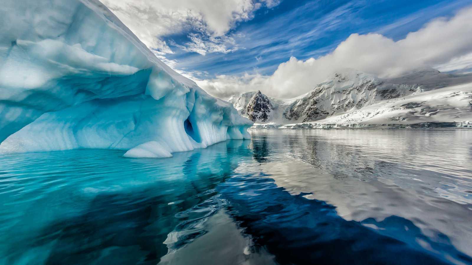ravesías en Radio 5 - Antártida, el continente de los prodigios - 15/10/20 - Escuchar ahora
