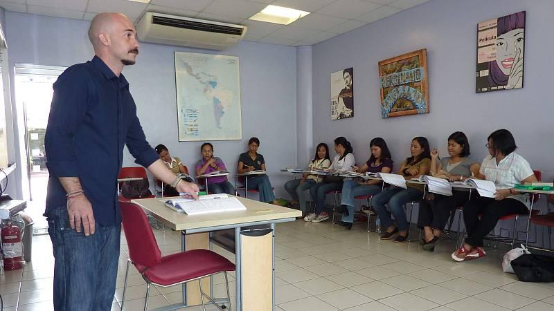 14 horas - Aumentan los estudiantes de español un 60% en la última década - Escuchar ahora